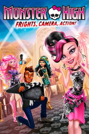 Monster High: Hauntlywood Macerası (2014)